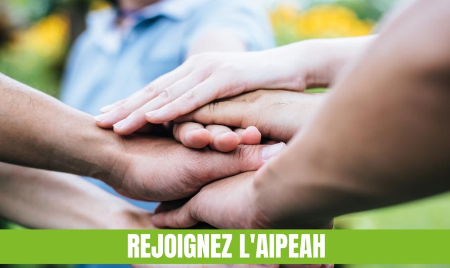 AIPEAH 2020-2021, rejoignez-nous lors de l'assemblée générale le 11 septembre !